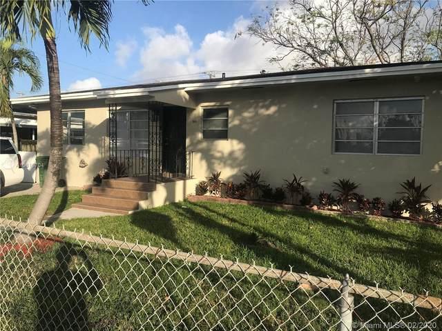 511 E 27th St, Hialeah, FL 33013 (MLS #A10816704) :: Berkshire Hathaway HomeServices EWM Realty