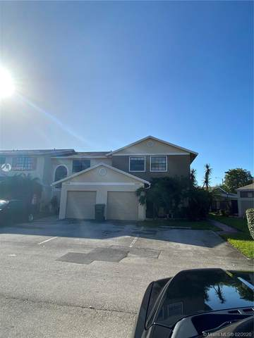 10740 NW 11th St #10741, Pembroke Pines, FL 33026 (MLS #A10816724) :: THE BANNON GROUP at RE/MAX CONSULTANTS REALTY I