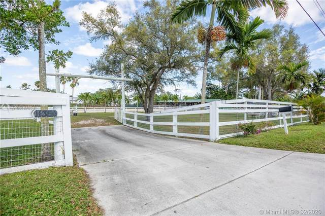 11351 Orange Drive, Davie, FL 33330 (MLS #A10816763) :: The Teri Arbogast Team at Keller Williams Partners SW