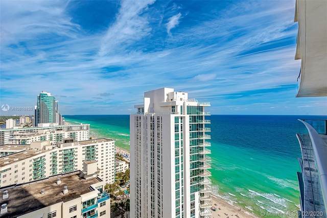 4111 S Ocean Dr #2004, Hollywood, FL 33019 (MLS #A10816830) :: The Paiz Group