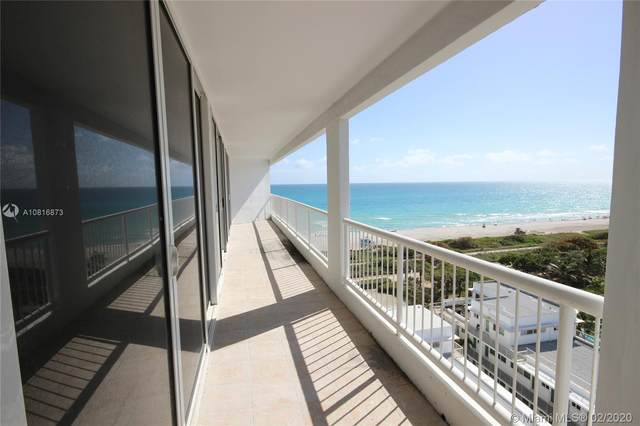 9341 Collins Ave #905, Surfside, FL 33154 (MLS #A10816873) :: The Jack Coden Group