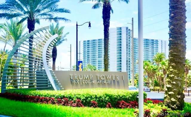 Sunny Isles Beach, FL 33160 :: Real Estate Authority