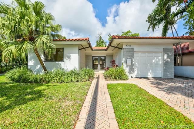 4746 Alton Rd, Miami Beach, FL 33140 (#A10816917) :: Dalton Wade
