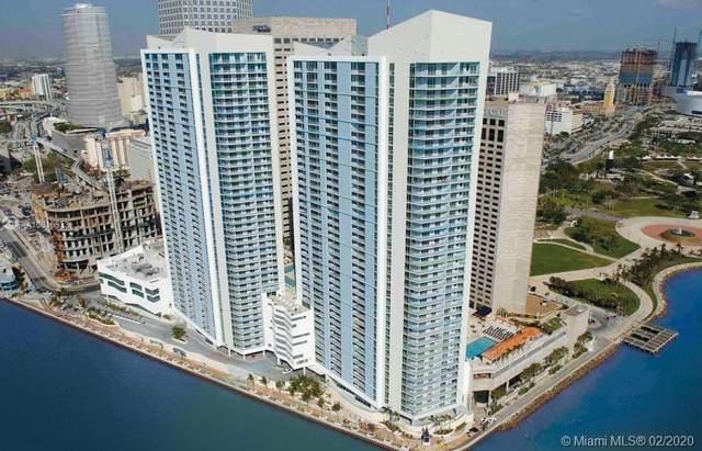 335 S Biscayne Blvd #1210, Miami, FL 33131 (MLS #A10816933) :: The Jack Coden Group