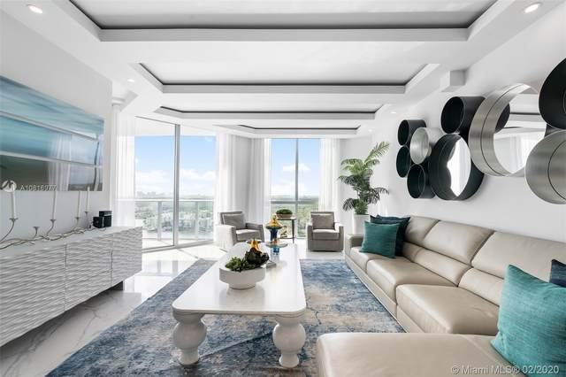 17111 Biscayne Blvd #2106, North Miami Beach, FL 33160 (MLS #A10816977) :: Green Realty Properties