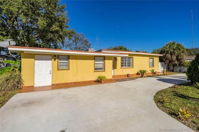 29 Edmund Rd, West Park, FL 33023 (MLS #A10817009) :: Berkshire Hathaway HomeServices EWM Realty