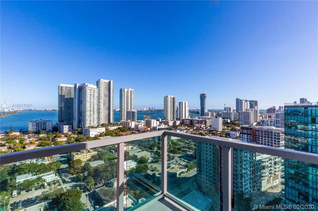 3301 NE 1st Ave H2412, Miami, FL 33137 (MLS #A10817097) :: The Jack Coden Group
