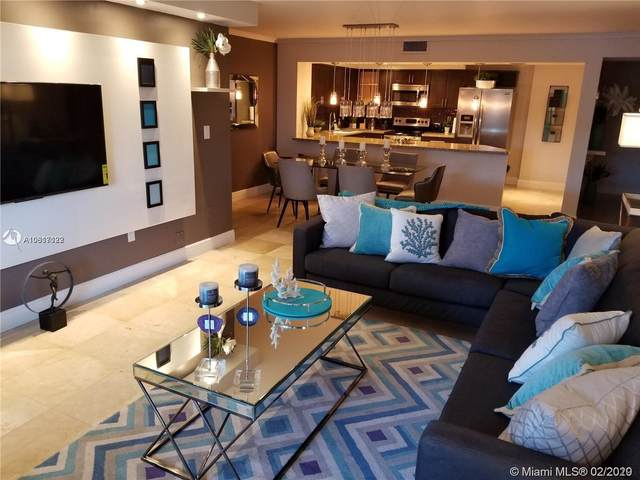 2750 NE 183rd St #105, Aventura, FL 33160 (MLS #A10817122) :: Green Realty Properties