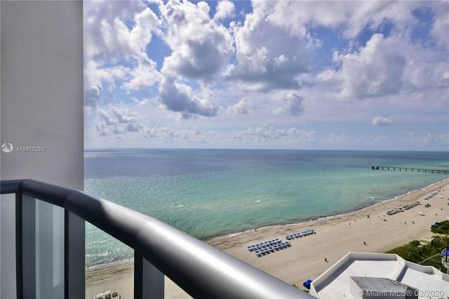 17315 SE Collins Ave #2203, Sunny Isles Beach, FL 33160 (MLS #A10817269) :: The Teri Arbogast Team at Keller Williams Partners SW