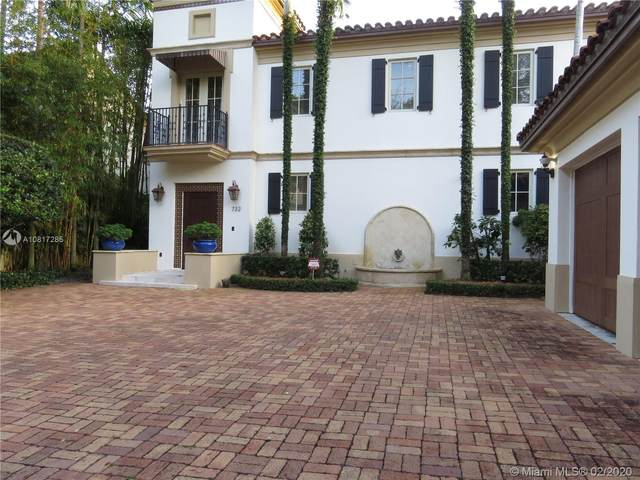 732 Almeria Ave, Coral Gables, FL 33134 (MLS #A10817285) :: The Riley Smith Group