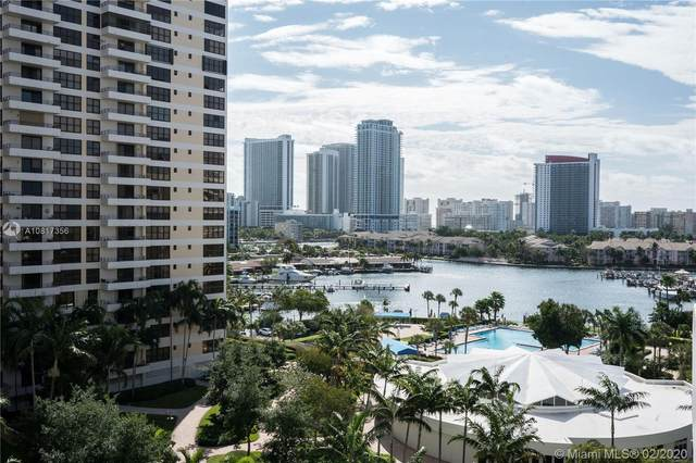600 Three Islands #822, Hallandale Beach, FL 33009 (MLS #A10817356) :: The Teri Arbogast Team at Keller Williams Partners SW