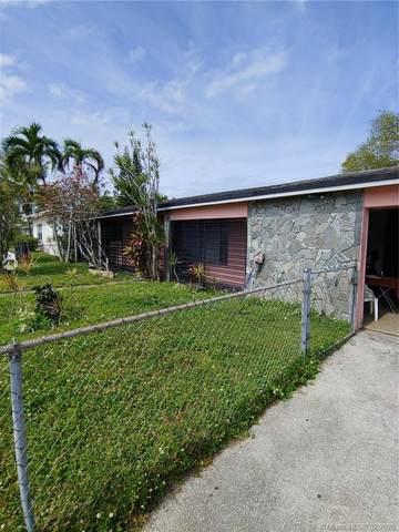 4617 SW 20th St, West Park, FL 33023 (MLS #A10817384) :: Berkshire Hathaway HomeServices EWM Realty