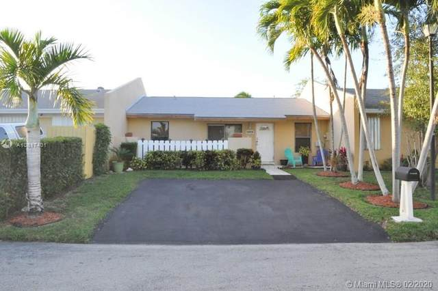 20828 SW 103rd Pl #20708, Cutler Bay, FL 33189 (MLS #A10817401) :: Berkshire Hathaway HomeServices EWM Realty