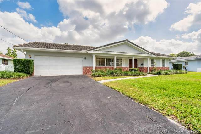660 NW 72nd Ave, Plantation, FL 33317 (MLS #A10817594) :: The Jack Coden Group