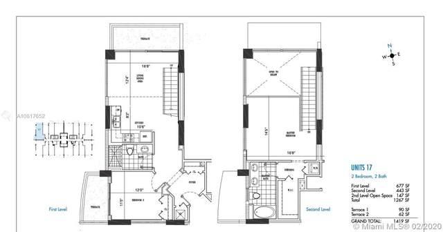 41 SE 5th St #917, Miami, FL 33131 (MLS #A10817652) :: Berkshire Hathaway HomeServices EWM Realty