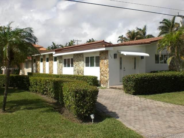 205 187th, Sunny Isles Beach, FL 33160 (MLS #A10817717) :: Berkshire Hathaway HomeServices EWM Realty