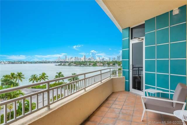 1 Century Ln #602, Miami Beach, FL 33139 (MLS #A10817723) :: Berkshire Hathaway HomeServices EWM Realty
