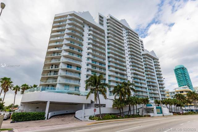 5900 Collins Ave #803, Miami Beach, FL 33140 (#A10817787) :: Dalton Wade