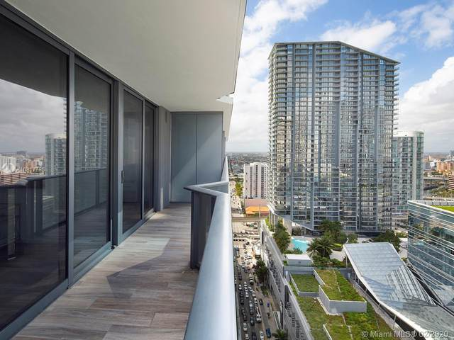 801 S Miami Ave #2706, Miami, FL 33130 (MLS #A10817795) :: ONE Sotheby's International Realty