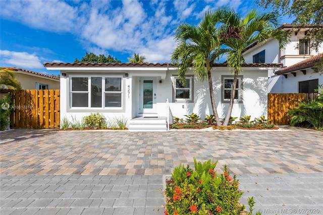 4271 SW 10th St, Coral Gables, FL 33134 (MLS #A10817816) :: Green Realty Properties
