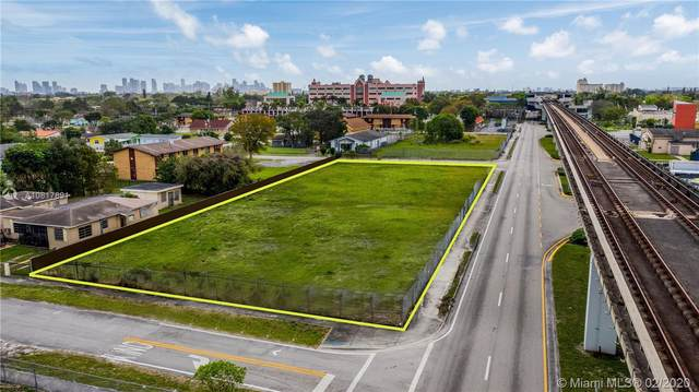 6611 NW 27th Ave, Miami, FL 33147 (MLS #A10817891) :: The Teri Arbogast Team at Keller Williams Partners SW