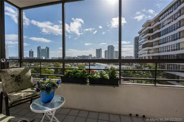 500 Three Islands Blvd #402, Hallandale Beach, FL 33009 (MLS #A10817924) :: The Teri Arbogast Team at Keller Williams Partners SW