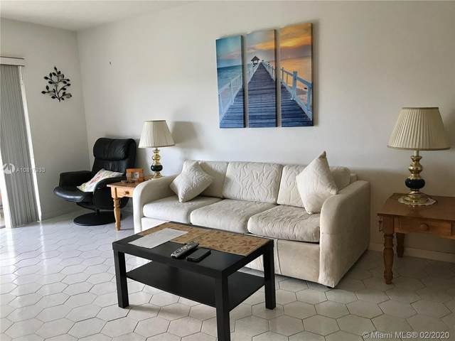 4700 Washington St #305, Hollywood, FL 33021 (MLS #A10817933) :: Green Realty Properties