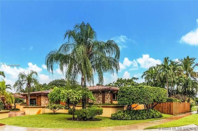 2281 NE 203rd Ter, Miami, FL 33180 (MLS #A10817950) :: Green Realty Properties