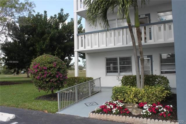 1001 Lyndhurst H #1001, Deerfield Beach, FL 33442 (MLS #A10818032) :: RE/MAX