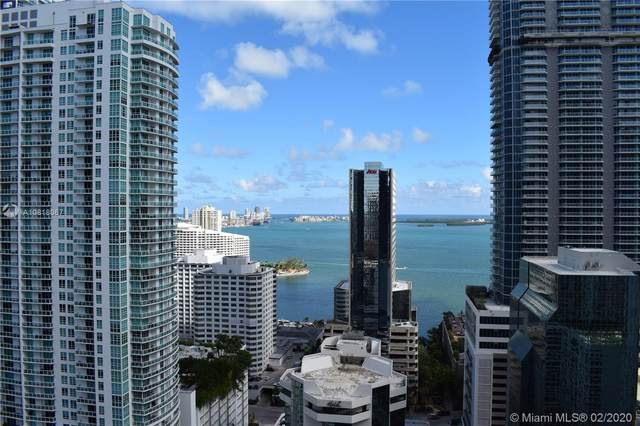 1010 Brickell Ave #2902, Miami, FL 33131 (MLS #A10818067) :: Berkshire Hathaway HomeServices EWM Realty