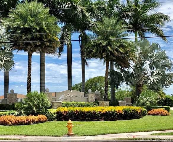 376 NE 194th Ln #376, Miami, FL 33179 (MLS #A10818094) :: Lucido Global