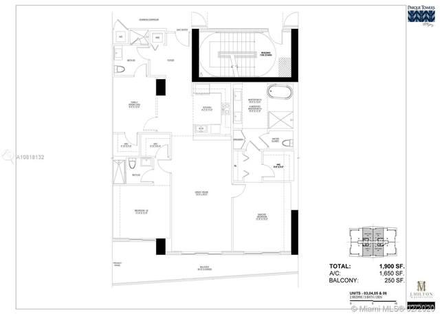 330 Sunny Isles Blvd #1106, Sunny Isles Beach, FL 33160 (MLS #A10818132) :: United Realty Group