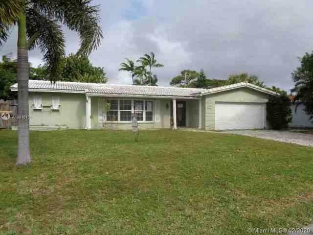 1631 NE 56th Ct, Fort Lauderdale, FL 33334 (MLS #A10818158) :: RE/MAX