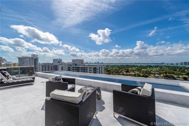 5801 Collins Ave Ph1500, Miami Beach, FL 33140 (MLS #A10818167) :: Green Realty Properties