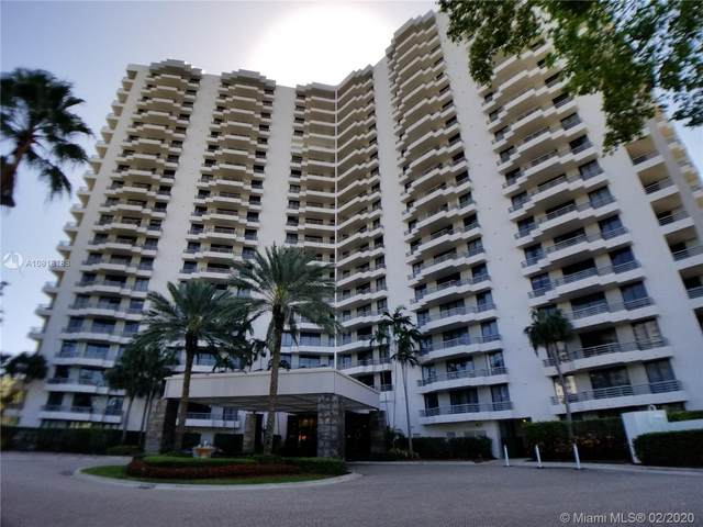 3300 NE 191st St #611, Aventura, FL 33180 (MLS #A10818188) :: United Realty Group