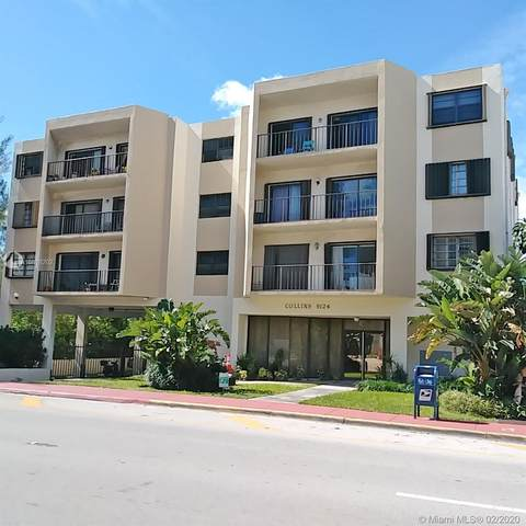 9124 Collins Ave #202, Surfside, FL 33154 (MLS #A10818202) :: ONE Sotheby's International Realty