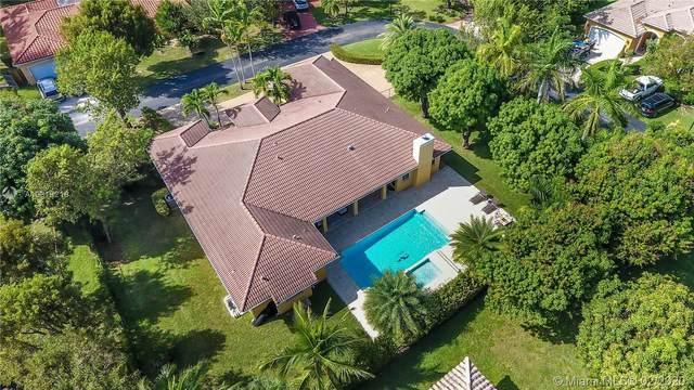 17055 SW 82nd Ct, Palmetto Bay, FL 33157 (MLS #A10818218) :: Kurz Enterprise
