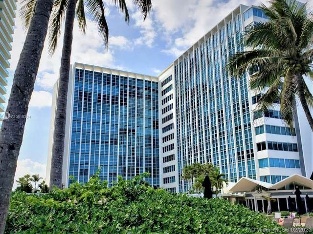 5055 Collins Ave 5A, Miami Beach, FL 33140 (MLS #A10818334) :: The Riley Smith Group