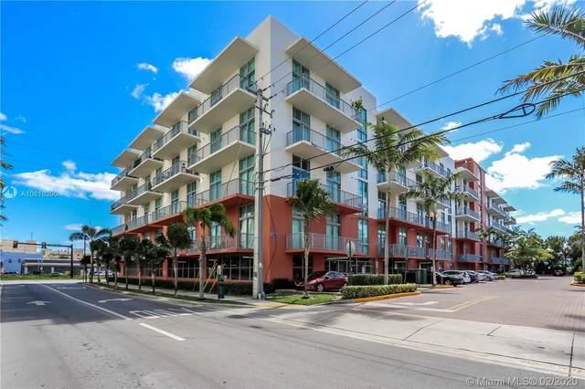 2100 Van Buren St #506, Hollywood, FL 33020 (MLS #A10818390) :: Green Realty Properties