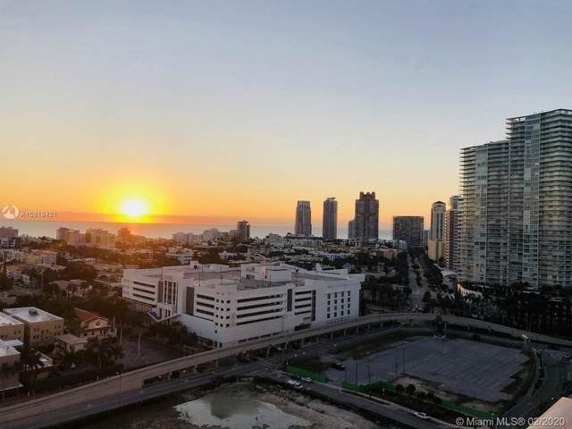 650 West Ave #2106, Miami Beach, FL 33139 (MLS #A10818421) :: The Paiz Group