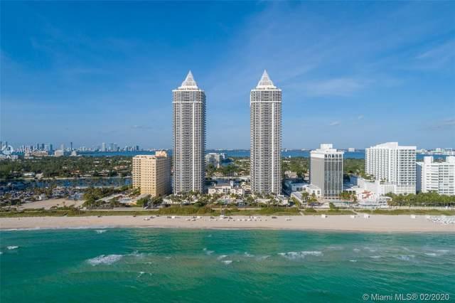 4775 Collins Ave #3202, Miami Beach, FL 33140 (MLS #A10818447) :: Julian Johnston Team