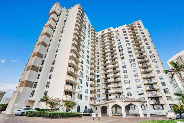 1865 S Ocean Dr 16G, Hallandale Beach, FL 33009 (MLS #A10818477) :: The Pearl Realty Group