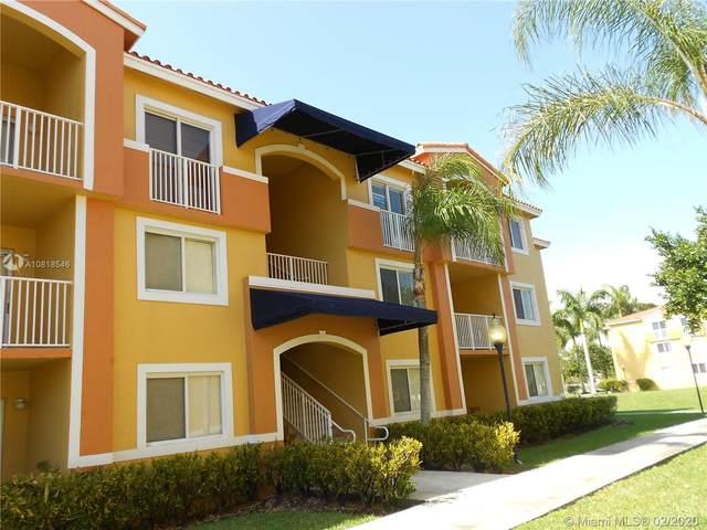 20950 SW 87th Ave #307, Cutler Bay, FL 33189 (MLS #A10818546) :: Berkshire Hathaway HomeServices EWM Realty