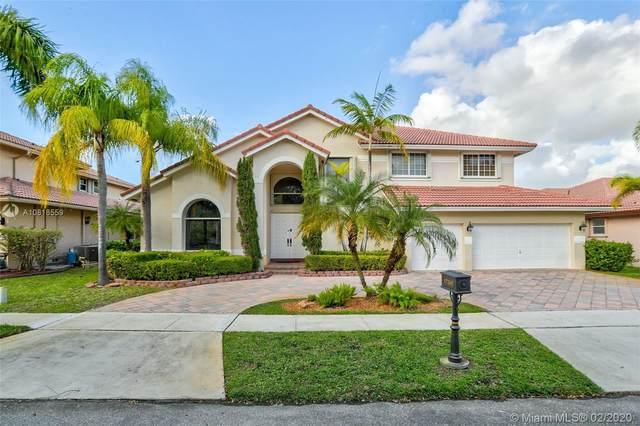 17265 SW 13th St, Pembroke Pines, FL 33029 (MLS #A10818559) :: Berkshire Hathaway HomeServices EWM Realty