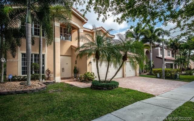 3181 SW 173rd Ter, Miramar, FL 33029 (MLS #A10818596) :: Berkshire Hathaway HomeServices EWM Realty