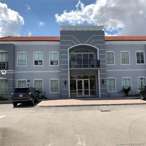 14850 SW 26th St #115, Miami, FL 33185 (MLS #A10818644) :: Berkshire Hathaway HomeServices EWM Realty
