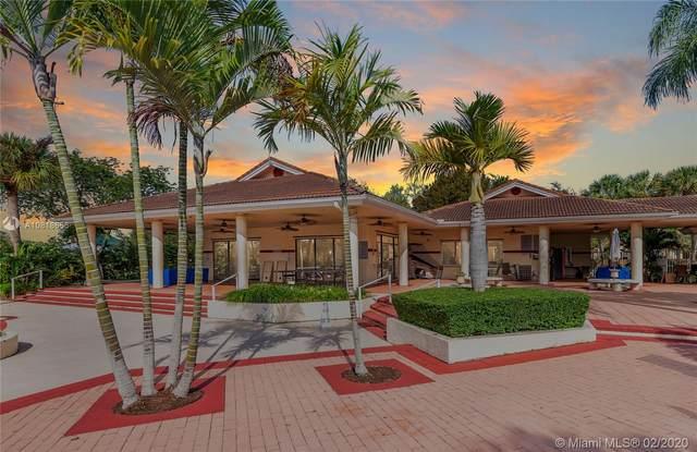 9806 Hammocks Blvd 201-25, Miami, FL 33196 (MLS #A10818656) :: Berkshire Hathaway HomeServices EWM Realty