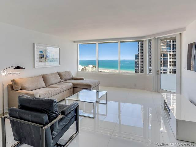 400 S Pointe Dr #2008, Miami Beach, FL 33139 (MLS #A10818673) :: Albert Garcia Team