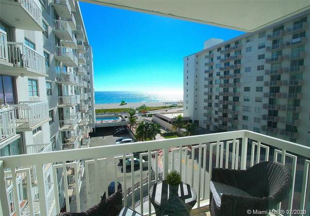 401 Ocean Dr #606, Miami Beach, FL 33139 (MLS #A10818693) :: Julian Johnston Team