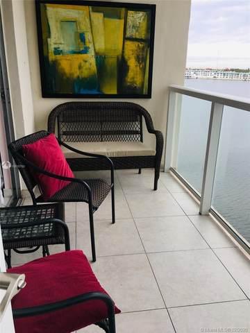 1301 NE Miami Gardens Dr 502W, Miami, FL 33179 (MLS #A10818760) :: Lucido Global